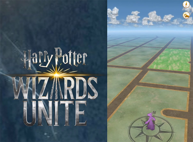 Harry Potter: Wizards Unite screenshot