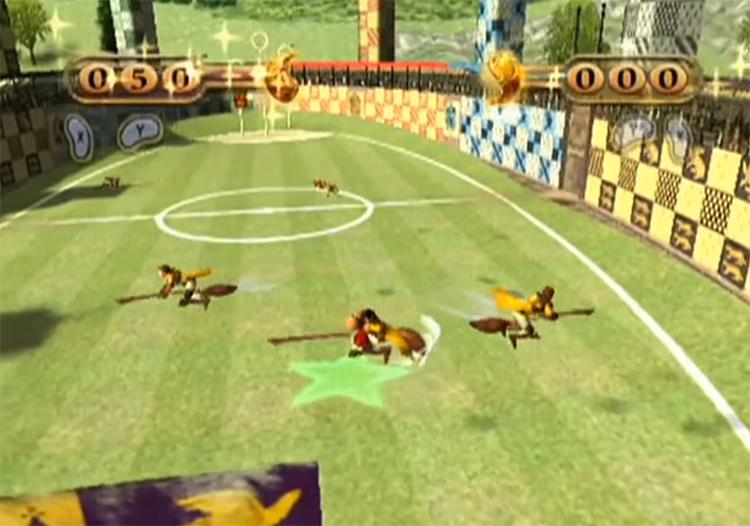 Harry Potter: Quidditch World Cup screenshot