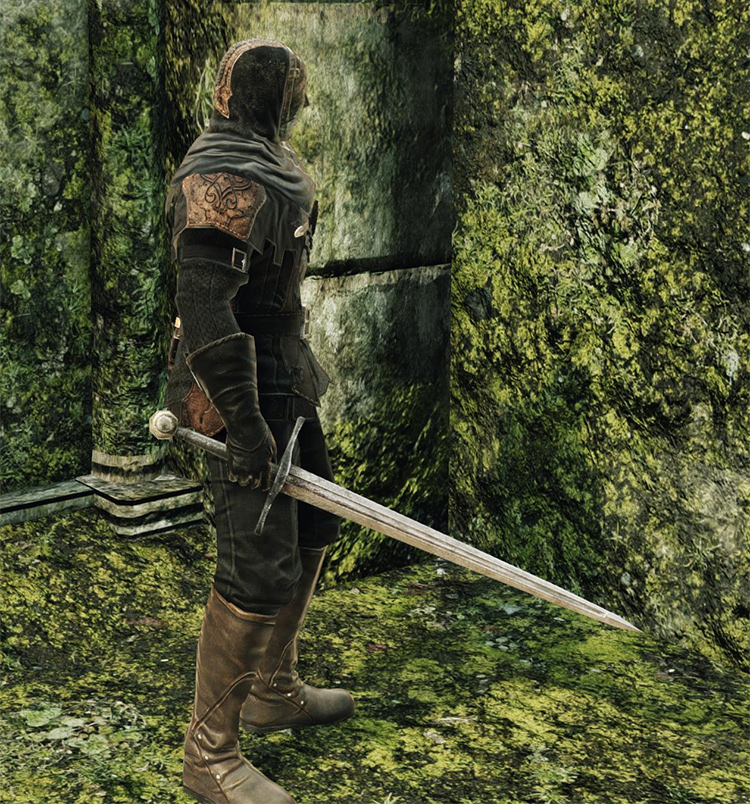 Longsword from Dark Souls 2
