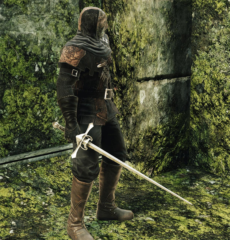 Rapier from Dark Souls 2