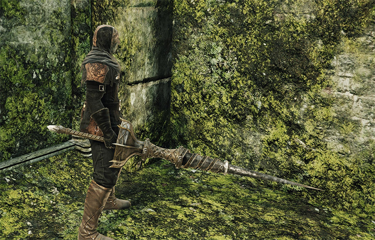 Grand Lance from Dark Souls 2