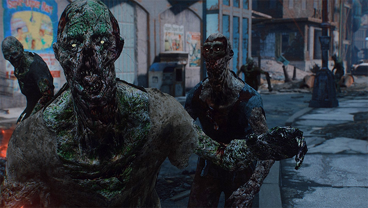 decay mod for fallout 4