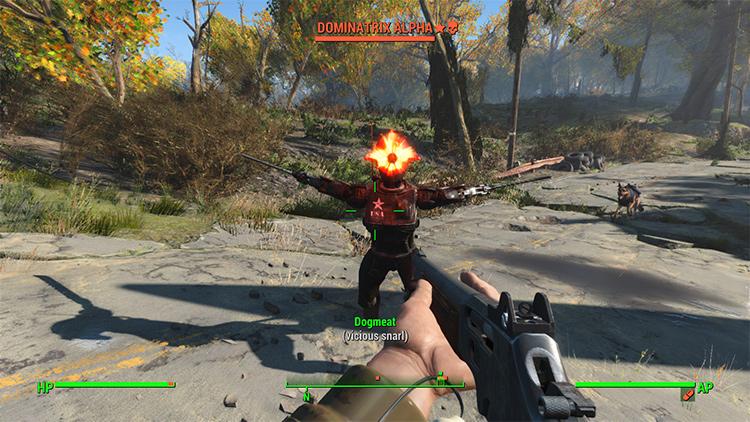 True Legendary Enemies Fallout 4