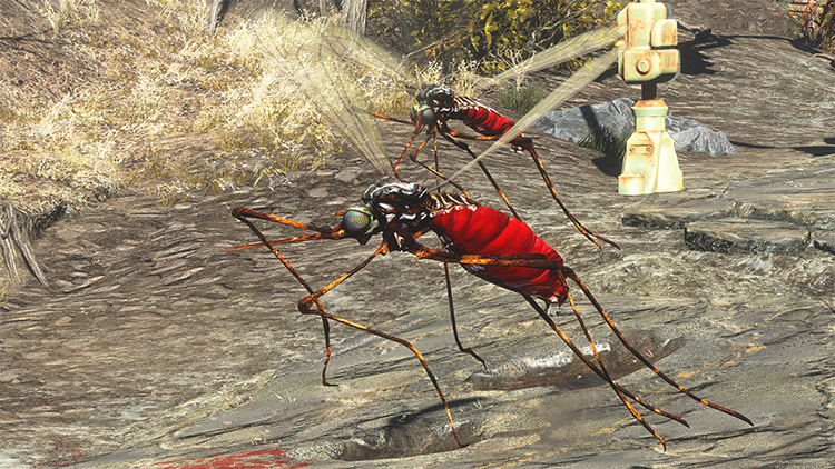 Crows and Creatures for Fallout 4