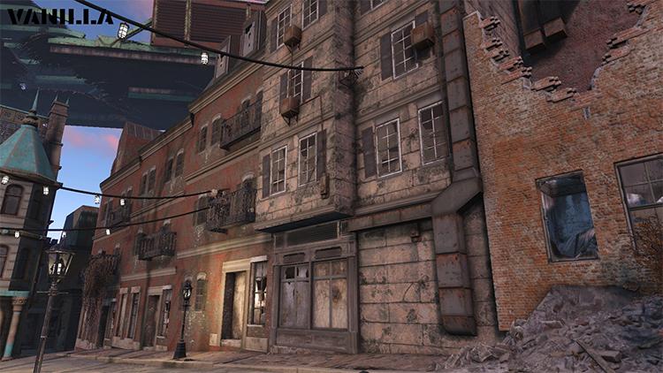 Vivid Fallout mod