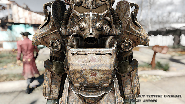 Fallout Texture Overhaul mod