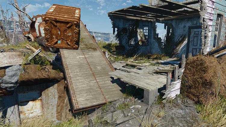 Coastal Cottage Bunker FA4