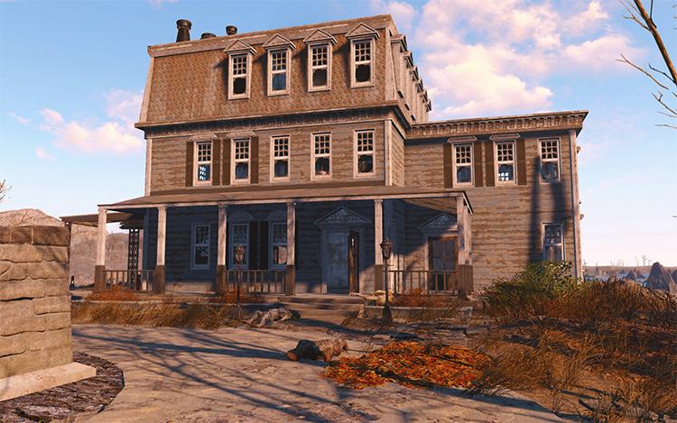 Rebuilt Croup Manor FA4