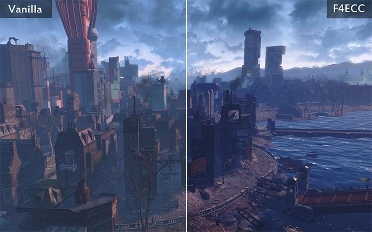 Fallout 4 Enhanced Color