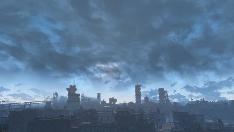 Radiant Clouds and Fogs FO4