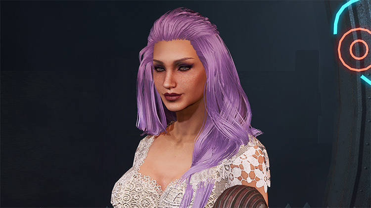 Aniceoaktree's Hairstyles FO4
