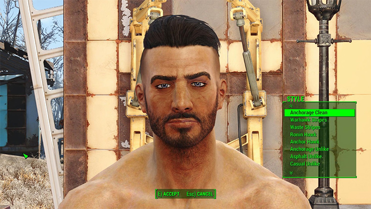 Lots More Male Hairstyles fo4
