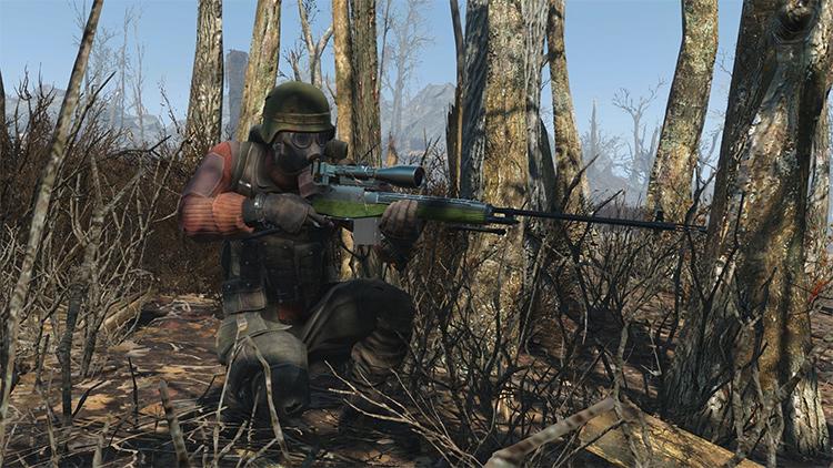M14 Standalone Rifle FO4