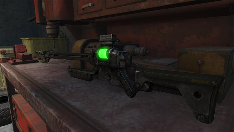 Gatling Rifle FO4