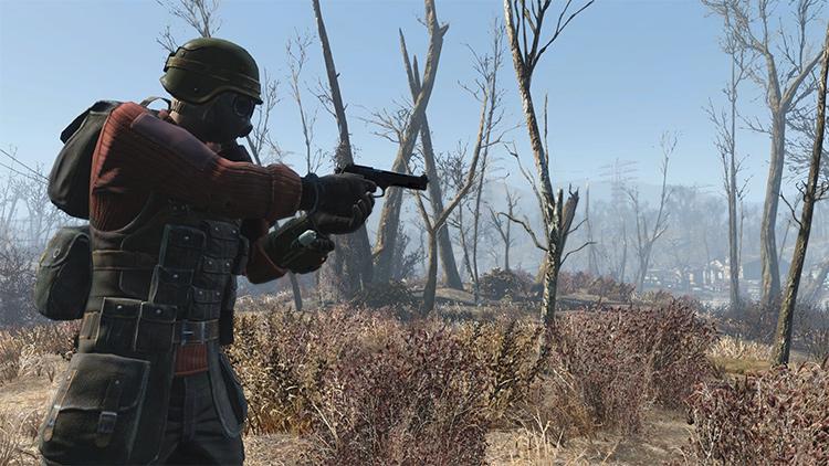 M9 Standalone Pistol Fallout