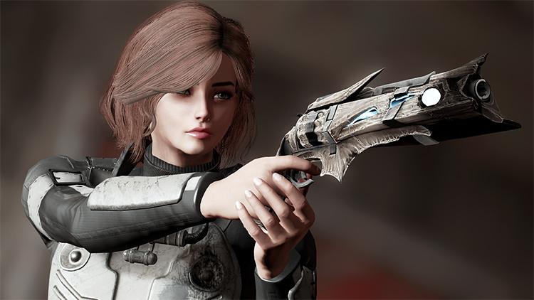 Lore Friendly Weapon Mods Fallout 4