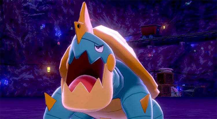 Drednaw Pokemon new Galar monster