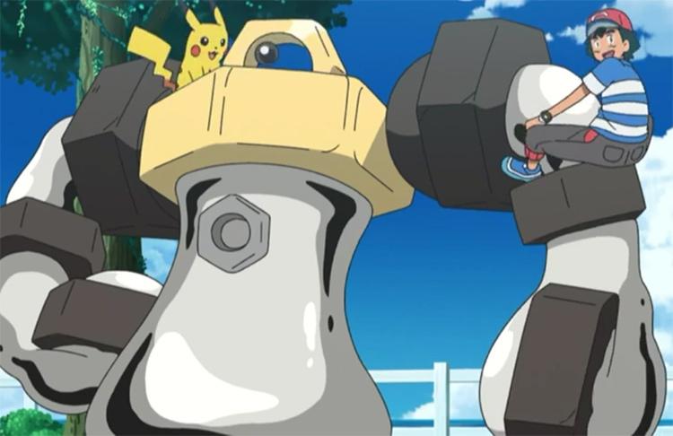 Melmetal Pokemon