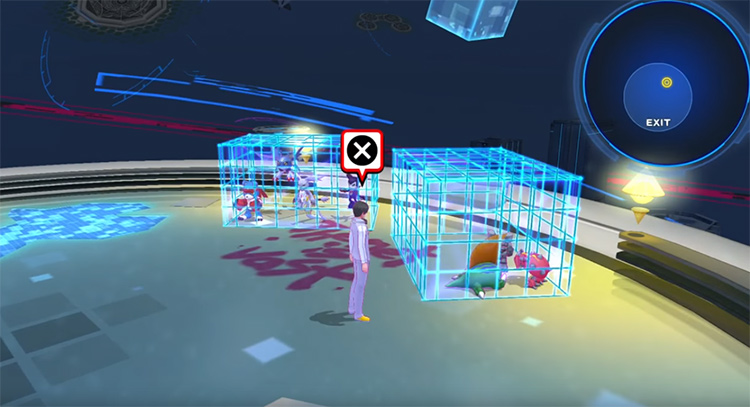 Cyber Sleuth – Hacker's Memory screenshot