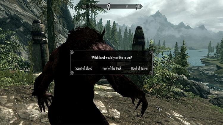 Werewolf Mastery mod for Skyrim