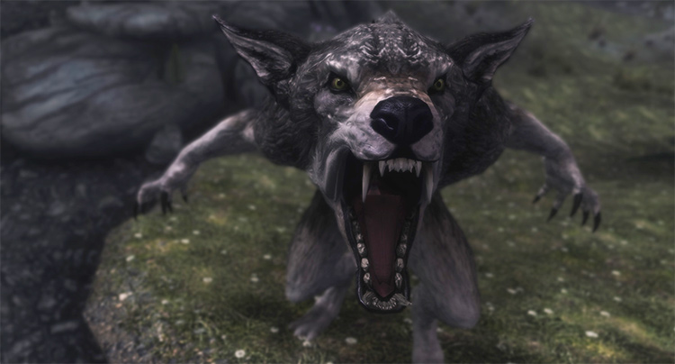 Tales of Lycanthropy mod