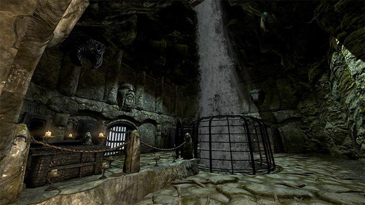 Forgotten Dungeons mod