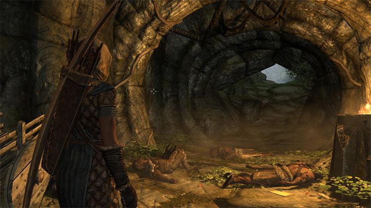 Ogmunds Tomb mod