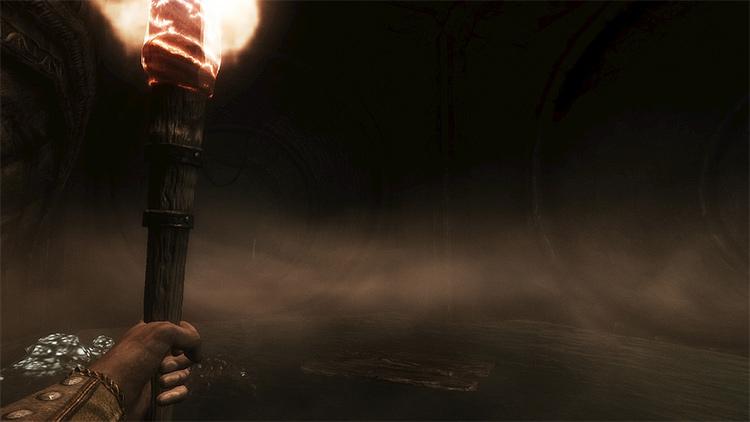 Skyrim Sewers 4 mod