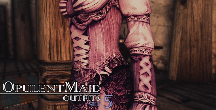 Opulent Outfits mages merchants mod