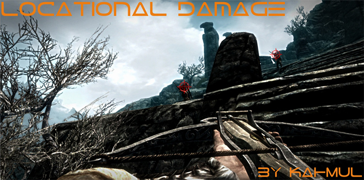 Locational Damage mod