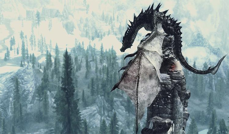 Diverse Dragon Collection mod