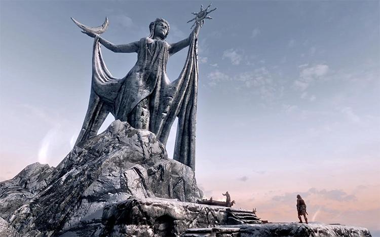 Shrine of Azura Skyrim