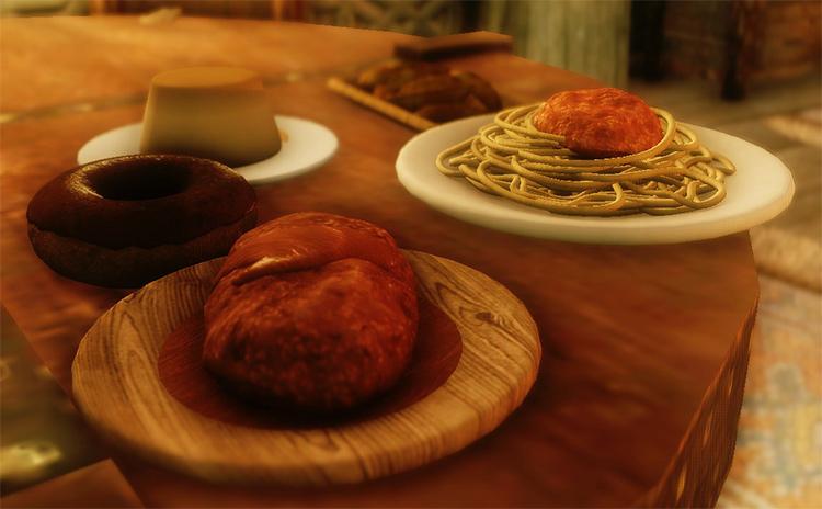 Osare Food Skyrim