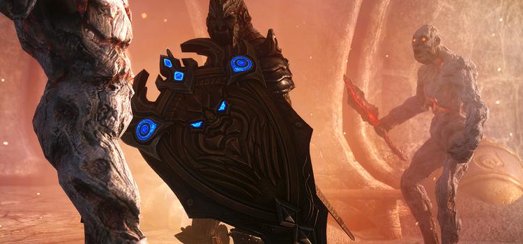 Lionheart shield mod for Skyrim