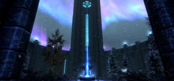 Winterhold College guild modded screenshot