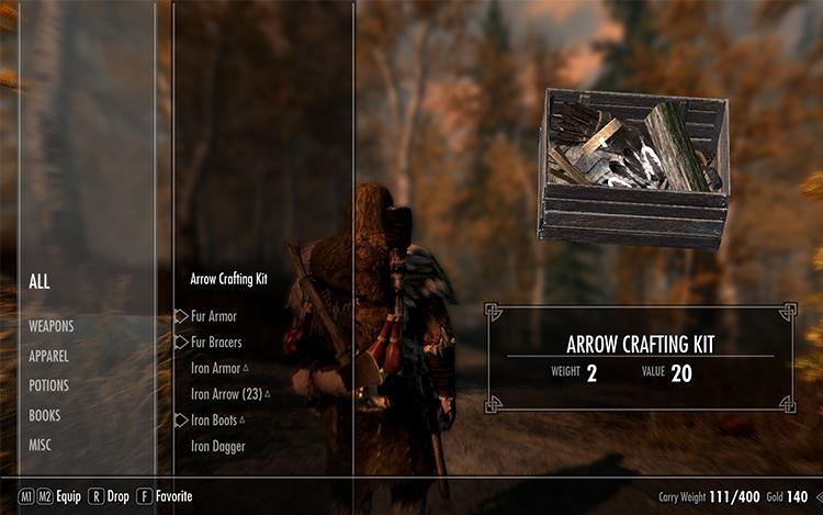 Hunting Guild Skyrim mod
