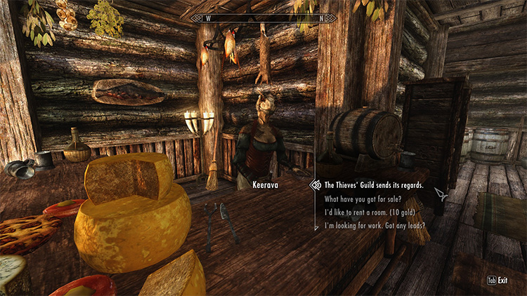 Thieves Guild for Good Guys mod