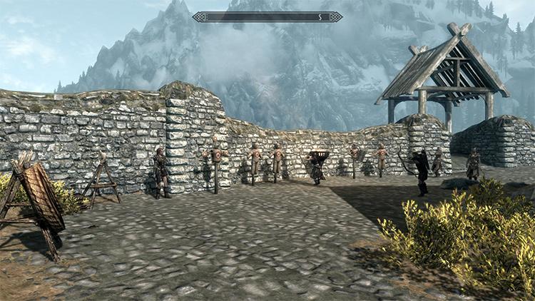 Companions Guild Skyrim mod