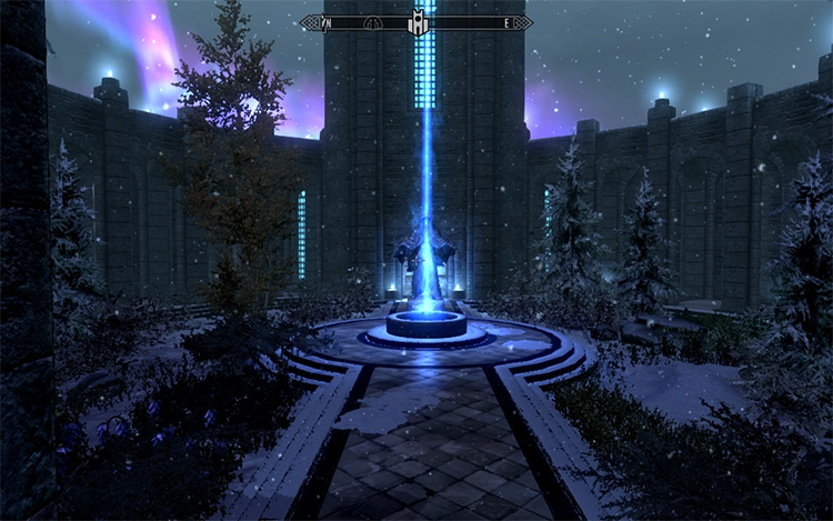Winterhold Glory Days Skyrim