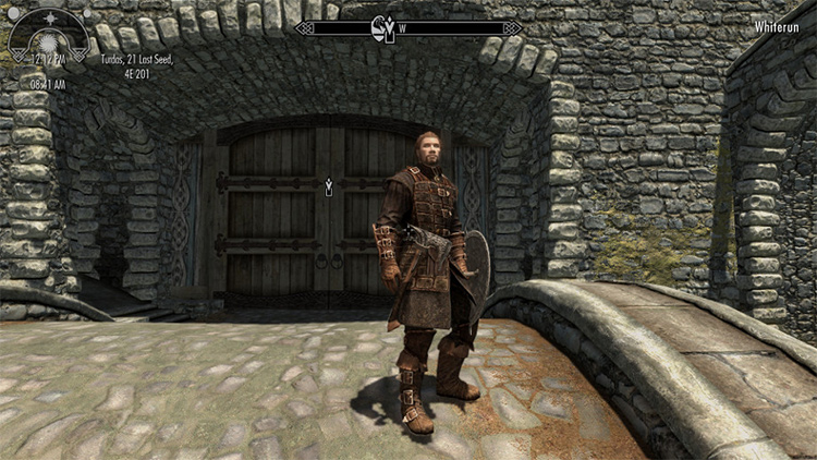 Dawnguard Sentries Plus in Skyrim