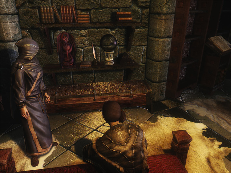 Better Archmage Quarters mod