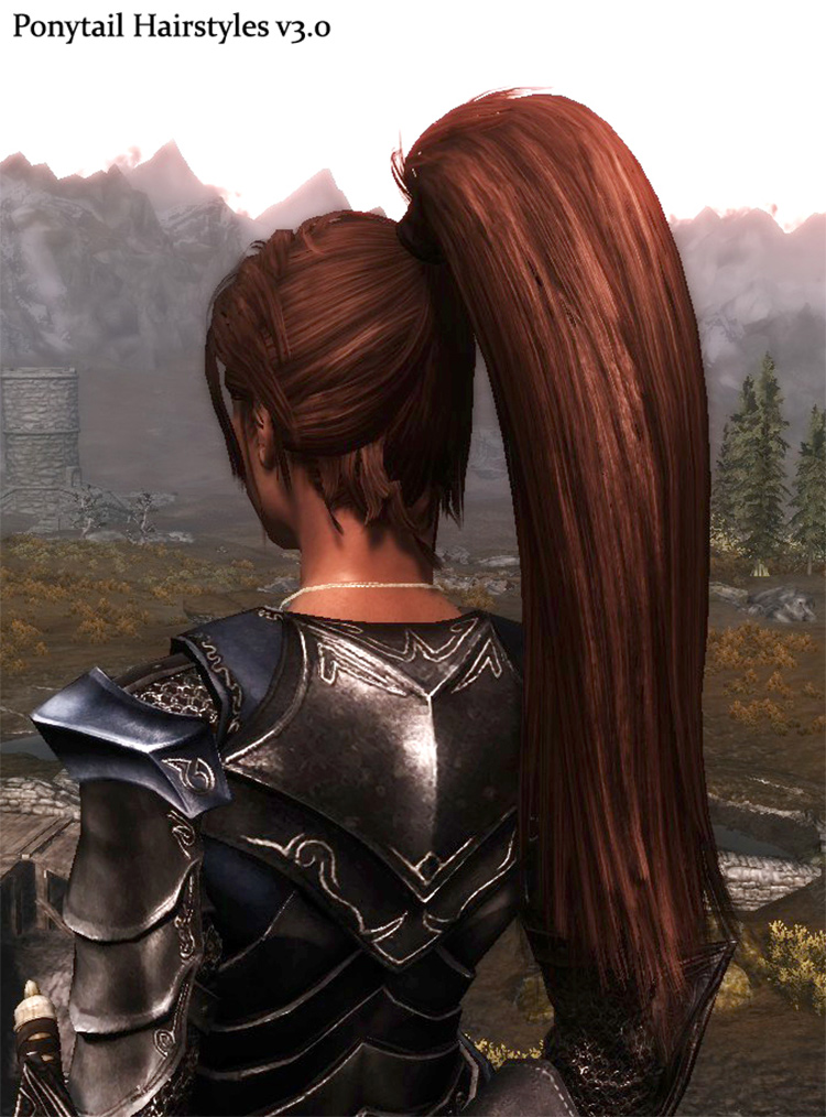 Ponytail Hairstyles mod