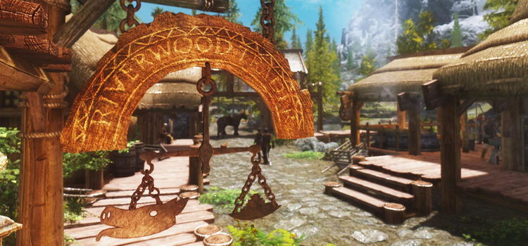 The Best Places To Sell Your Stuff in Skyrim