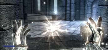 Healing spells add-on mod for Skyrim