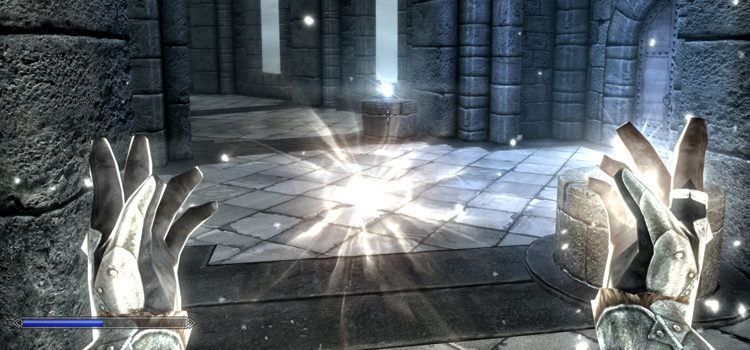 15 Best Healing & Restoration Spells in Skyrim