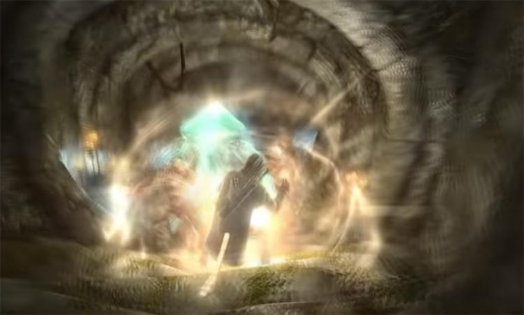 Stendarr's Aura in Skyrim