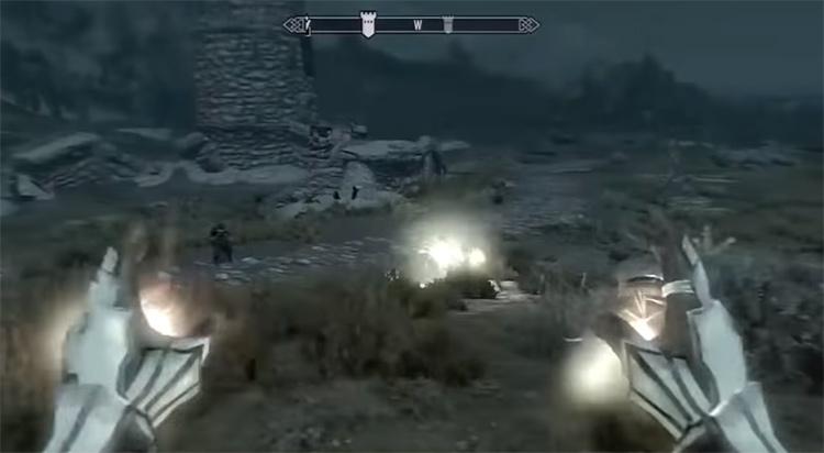 Vampire's Bane Skyrim screenshot