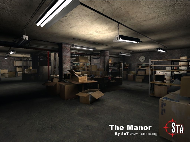 The Manor mod