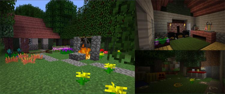 Witchery Minecraft mod