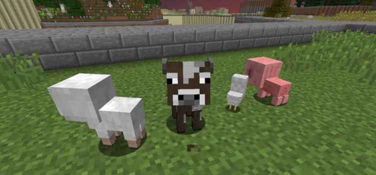 10 Best Minecraft Mods For Animals & Wildlife